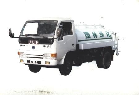 金犁牌JL5820SS型洒水低速货车图片