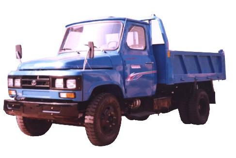 JZ4010CD-i桔洲自卸农用车(JZ4010CD-i)