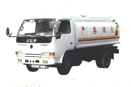 金犁牌JL5820G型罐式加油低速货车图片