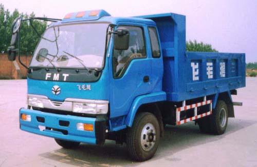 XCQ4015PD1飞毛腿自卸农用车(XCQ4015PD1)