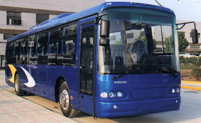 11.9米|38-53座沃尔沃团体客车(SWB6122)