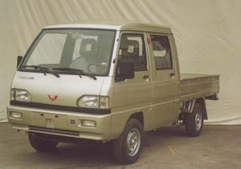 五菱牌LZW1010PSLNEI1微型双排座货车图片