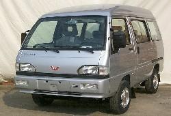 五菱国二微型微型高顶厢式货车39马力0吨(LZW1010VHNBi1)