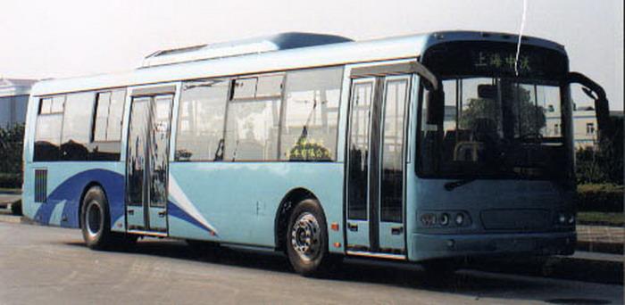 11.9米|37-54座沃尔沃城市客车(SWB6120KHV-3)