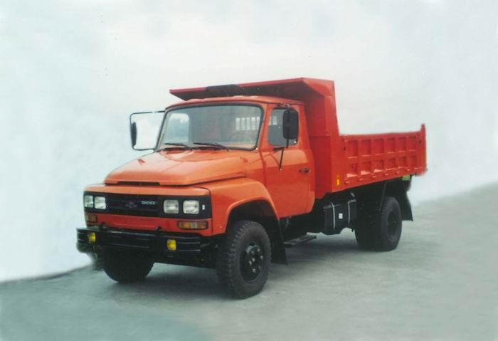 SB5815CD神豹自卸农用车(SB5815CD)