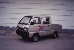 长安牌SC1010E型双排座载货汽车图片