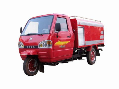 奔马牌7YPJ-1150GA型罐式三轮汽车图片