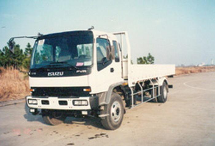 五十铃单桥载货汽车国二230马力(FVR34P)