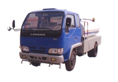 龙马牌LM4010PS型洒水低速货车图片