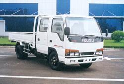 五十铃牌NKR55LLGWAJ型轻型载货汽车图片