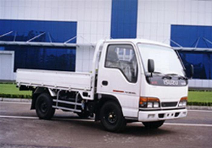 五十铃牌NKR55ELAJ型轻型载货汽车图片