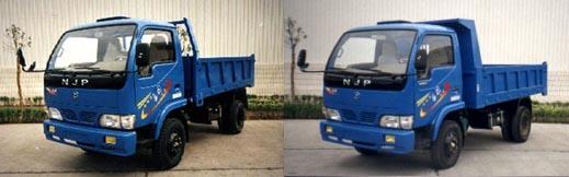 NJP5815D1南骏自卸农用车(NJP5815D1)