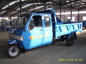 7YPJ-1750PDB三富自卸三轮农用车(7YPJ-1750PDB)