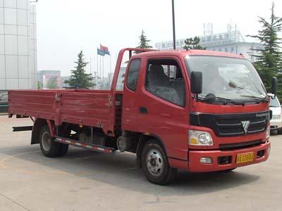 奥铃国二单桥货车125马力2吨(BJ1050VBPE8-A)