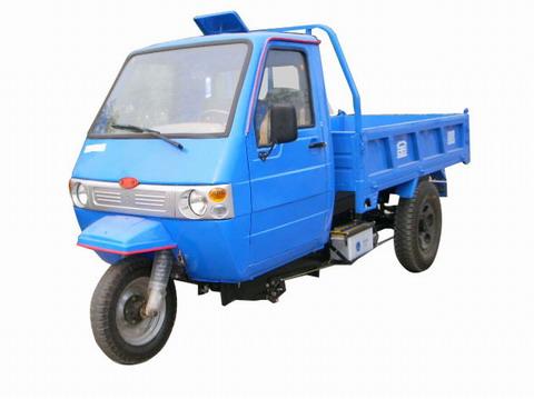 7YPJ-1450D金葛自卸三轮农用车(7YPJ-1450D)