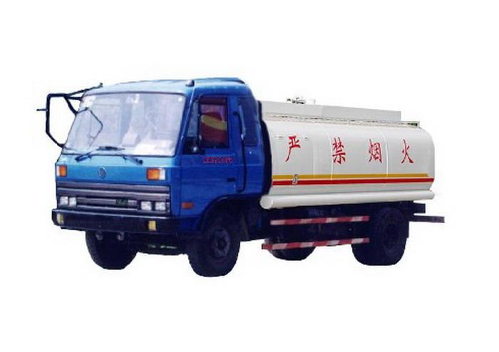 至喜牌ZX5820PG型罐式运油低速货车图片