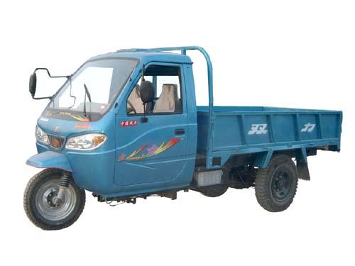 双力牌7YPJ-1150DA3型自卸三轮汽车