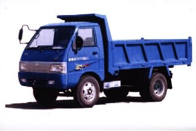 天同牌TY1710D-Ⅰ型自卸低速货车图片