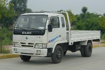 川路牌CGC2820PD4型自卸低速货车