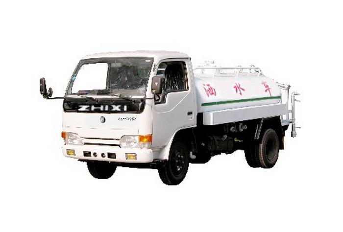 至喜牌ZX5820SS型洒水低速货车图片
