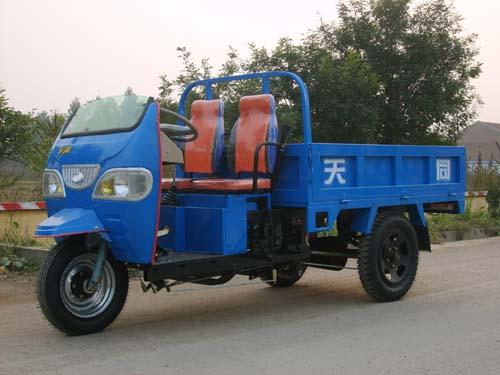 天同牌7YP-850A型三轮汽车