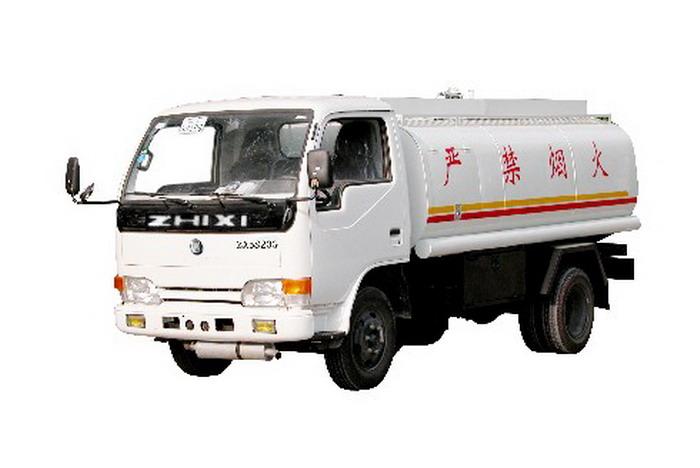 至喜牌ZX5820G型罐式运油低速货车图片