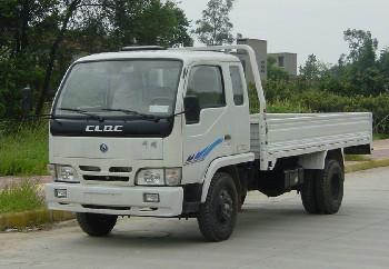 川路牌CGC5820PD1型自卸低速货车