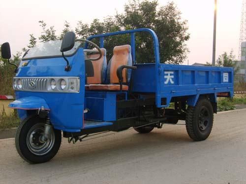 天同牌7YP-1150A型三轮汽车