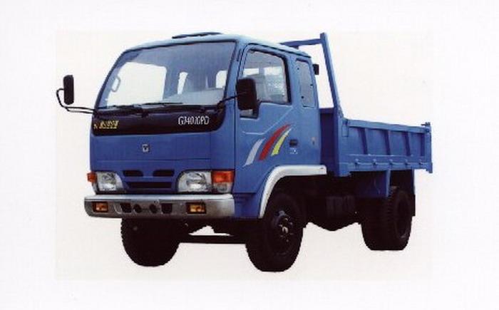 GJ4010PD赣江自卸农用车(GJ4010PD)