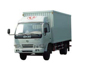 神宇牌DFA2310X型厢式低速货车