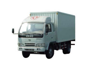 神宇牌DFA2310PX型厢式低速货车