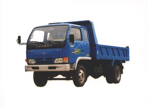 SD2810PD山地自卸农用车(SD2810PD)