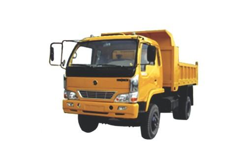 常柴牌LZC5820PD型自卸低速货车