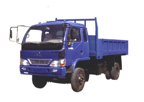 常柴牌LZC5820P型低速货车