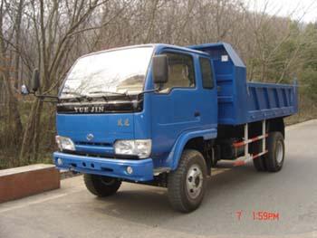 NJ5815PD3跃进自卸农用车(NJ5815PD3)