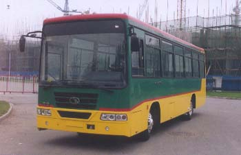 京华牌BK6101N型大客车图片