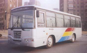 8.5米|19-43座京华客车(BK6850)