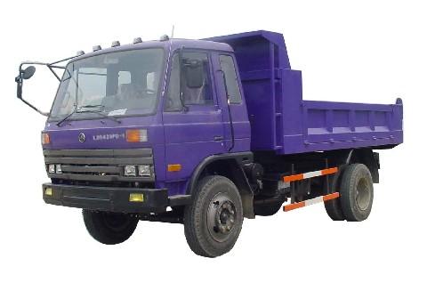 联达牌LD5820PD-1型自卸低速货车