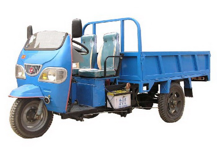 天同牌7YP-850型三轮汽车图片