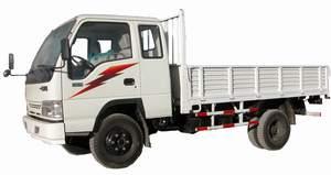 一汽四环牌QY4010P型低速货车