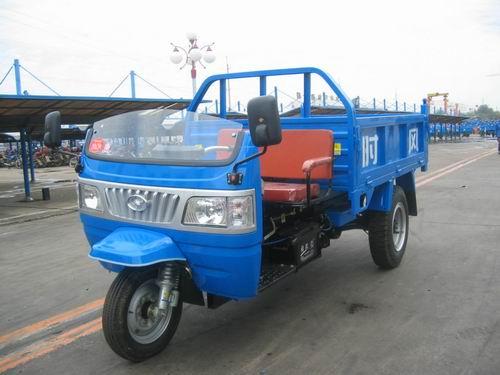 时风三轮车图片_时风自卸三轮农用车|7YP-1450D|公告|资料|报价|图片 商用车网