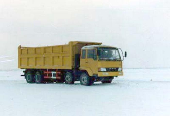博格达前四后八自卸车国二241马力(XZC3310)