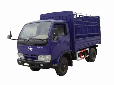 联达牌LD2810L型仓栅低速货车