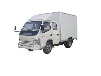 ZB2810WX轻骑厢式农用车(ZB2810WX)