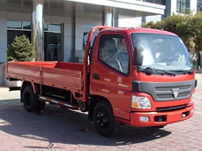 奥铃国二单桥货车125马力2吨(BJ1050VBJE8-A)