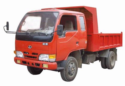 JZ2510PD-1桔洲自卸农用车(JZ2510PD-1)