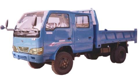 桔洲牌JZ4010W型低速货车图片