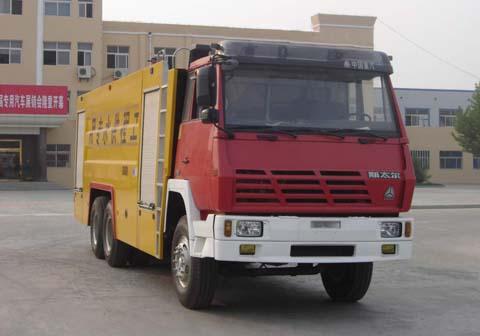 供水车(CSQ5250GGS供水车)(CSQ5250GGS)