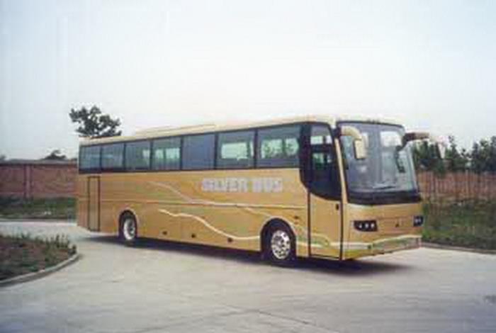 西沃牌XW6120B10MGLXC型超豪华旅游客车图片