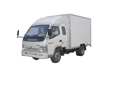 ZB5810PX轻骑厢式农用车(ZB5810PX)